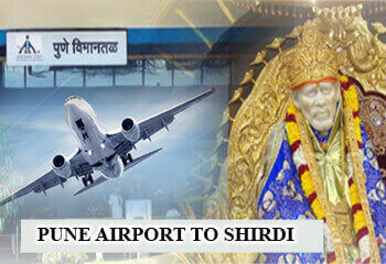 Pune Airport To Shirdi cabs