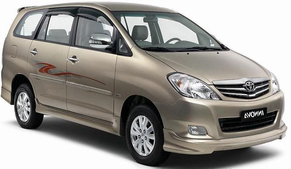 innova cab in shirdi