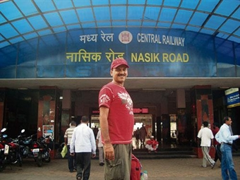 Nashik to shirdi taxi
