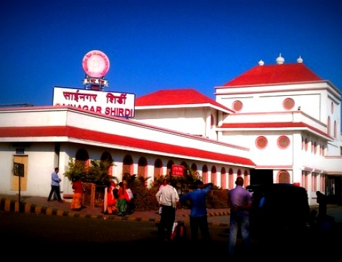 Rent Cabs From Sainagar Railway Station To Sai Baba Temple