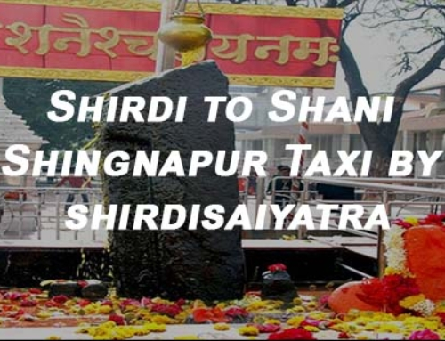 Taxi Services from Shirdi to Shani Shingnapur